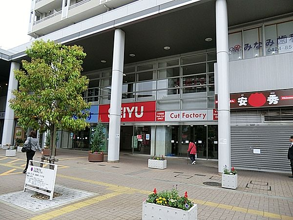 東京都調布市佐須町3丁目の賃貸マンション