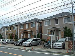 [テラスハウス] 千葉県市川市塩焼1丁目 の賃貸【/】の外観