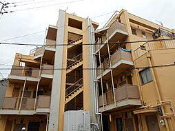 板宿マンション[1階]の外観
