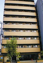 ドミール桜川[4階]の外観