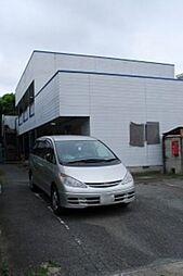 シティベール川久保B[202号室]の外観