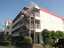 ハイツサンヒル[2階]の外観