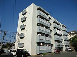 戸川ビル[401号室]の外観
