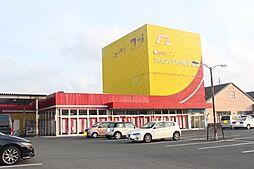 愛知県豊橋市高師本郷町字東上の賃貸アパートの外観