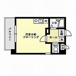 フォルトゥーナ[2階]の間取り