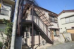 ハイコーポ本八幡[203号室]の外観