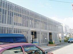 福岡県福岡市西区姪浜駅南4丁目の賃貸アパートの外観