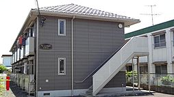 JR中央線 西八王子駅 バス10分 長房団地下車 徒歩3分の賃貸アパート