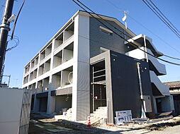 滋賀県彦根市尾末町の賃貸マンションの外観