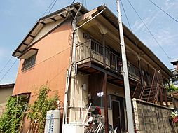 恵荘[201号室]の外観