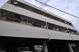 栃木県宇都宮市江曽島4丁目の賃貸マンションの外観