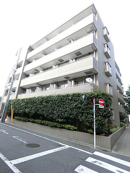 菱和パレス世田谷桜新町[1階]の外観