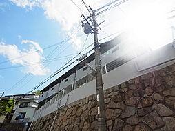 兵庫県神戸市長田区萩乃町3丁目の賃貸アパートの外観