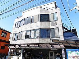 東京都東村山市美住町2丁目の賃貸マンションの外観