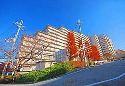 グリーンタウン香里ヶ丘C棟[9階]の外観