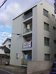 城西アパート[402号室]の外観