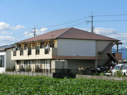 アットホーム石田[2階]の外観