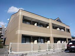 滋賀県長浜市平方町の賃貸アパートの外観