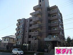 愛知県みよし市三好丘あおば2丁目の賃貸マンションの外観