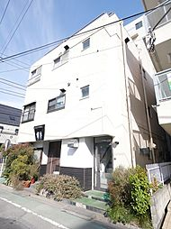 神奈川県厚木市旭町1丁目の賃貸マンションの外観