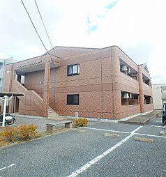 福岡県福岡市城南区片江4丁目の賃貸アパートの外観