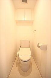 ブランノワールのトイレ