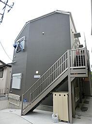 マイフィールズ横浜[1階]の外観