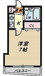 アーバンカゴタニ[2階]の間取り