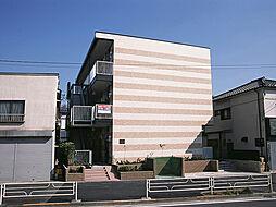 ベイサイド横濱[1階]の外観