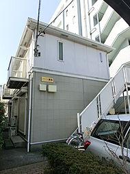 千葉県千葉市中央区今井2丁目の賃貸アパートの外観