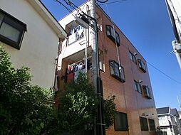 第二プラムフラワーガーデン[3-B号室]の外観