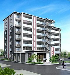 福岡県福岡市早良区曙1丁目の賃貸マンションの外観