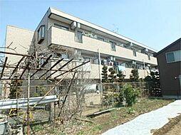 東京都日野市石田1丁目の賃貸マンションの外観