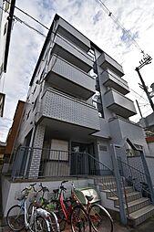 大阪府大阪市城東区新喜多東2丁目の賃貸マンションの外観