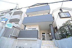 ホームライフ香ヶ丘[2階]の外観