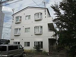 神奈川県横浜市都筑区荏田南2丁目の賃貸マンションの外観