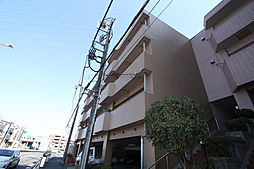 鷺沼タバタマンション[302号室]の外観
