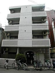 第3ササイマンション[4階]の外観