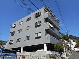 兵庫県神戸市長田区重池町1丁目の賃貸マンションの外観