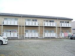 長野県長野市青木島3丁目の賃貸アパートの外観