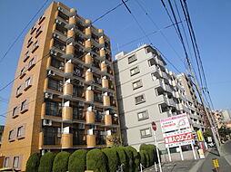 福岡県福岡市中央区鳥飼3丁目の賃貸マンションの外観