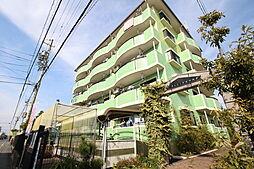静岡県藤枝市高柳1丁目の賃貸マンションの外観