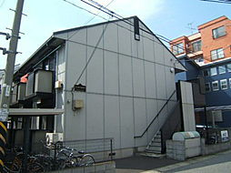ジュネス北松戸[102号室]の外観