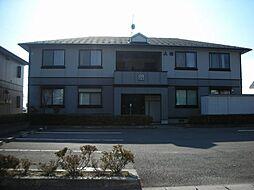 サンガーデン富田A棟[102号室]の外観