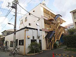 富士マンション[305号室]の外観