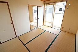 田辺ハイツの和室