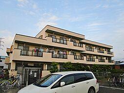東京都府中市四谷4丁目の賃貸マンションの外観
