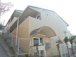 神奈川県横浜市港南区上大岡東2丁目の賃貸マンションの外観