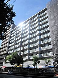 大阪府大阪市福島区福島4丁目の賃貸マンションの外観