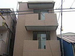 東京都品川区西大井2丁目の賃貸マンションの外観
